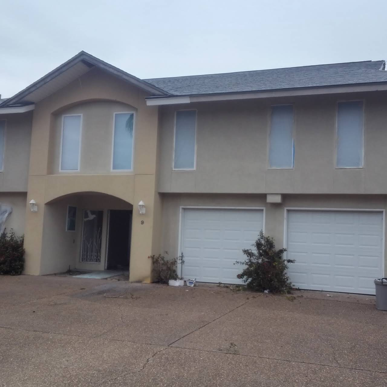 Stucco special coatings